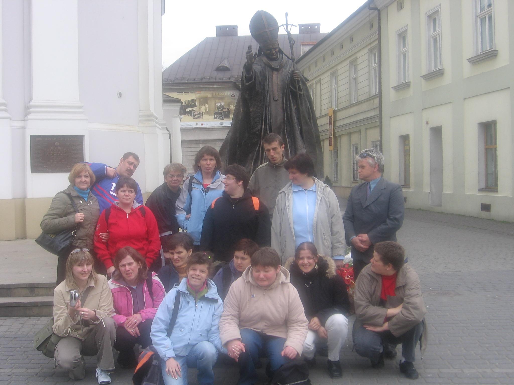 2- Wadowice 2008