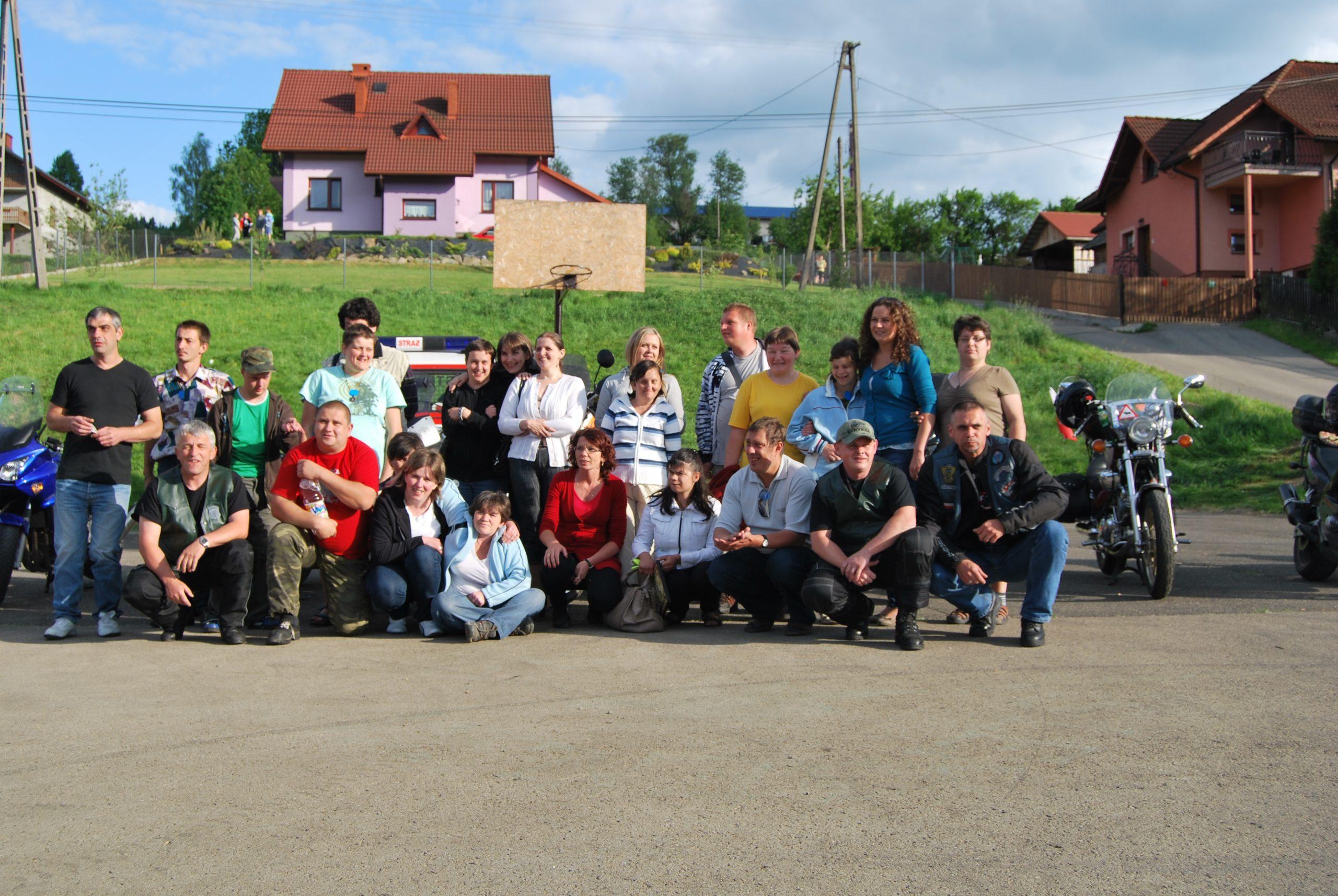 Mundurowi dla niepełnosprawnych 2012